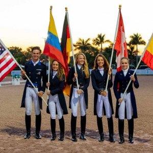 Florida International Youth Dressage Championships, 2020