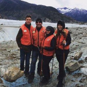The Simonson Family, Alaska